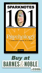 Logo for SparkNotes Psychology 101