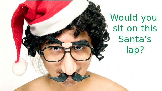 Our Gift to You: A Slideshow of the Worst Christmas Stock Photos