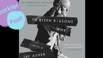Blogging B&N.com's Teen Must Reads: Thirteen Reasons Why
