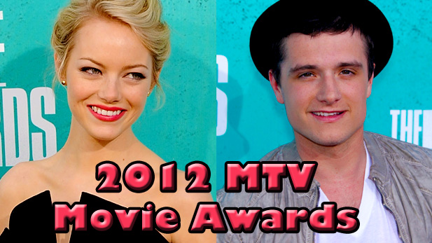 Who Looked Hottest at the 2012 MTV Movie Awards?