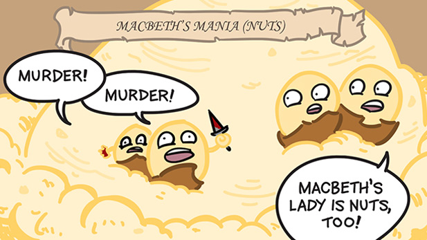 Literary Ice Cream Flavors: Shakespeare Edition