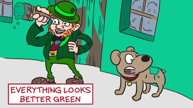 Life Advice from a Leprechaun