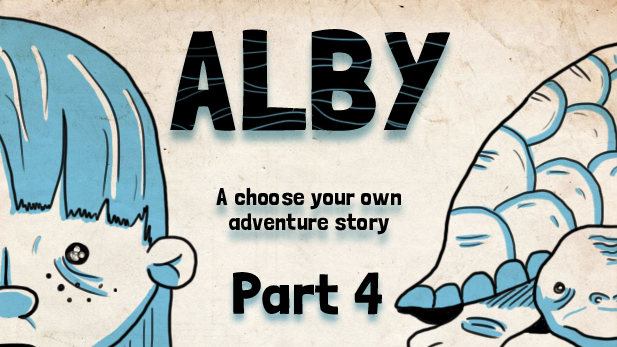 ALBY, a Choose Your Own Adventure Story: The Creature and the Carriage