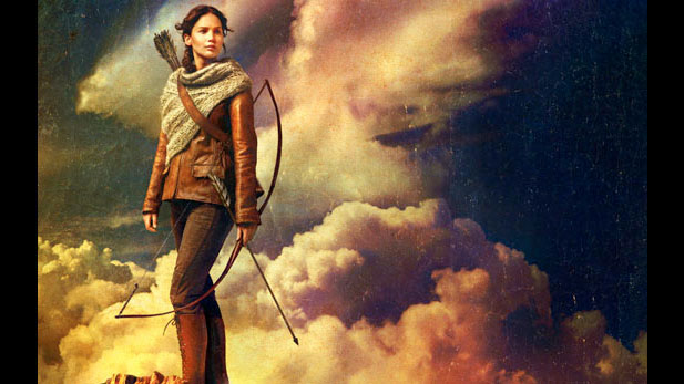 The First Official Catching Fire Poster Is Just As Epic as We Imagined