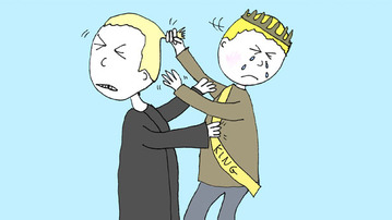 Battle of the Blonds: Draco vs. Joffrey