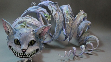 The Gorgeous Fantasy Sculptures Of Ellen Jewett
