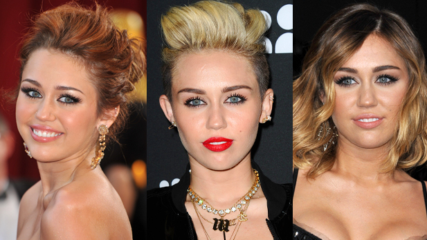 From Hannah Montana to Hotpants and Fauxhawks: Miley Cyrus' Style Evolution!