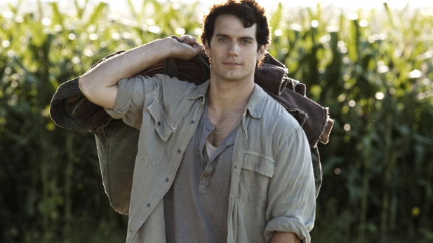 Super-Sexy Superman: 7 Pics of Henry Cavill in Man of Steel