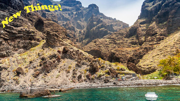 New Things! The Canary Islands