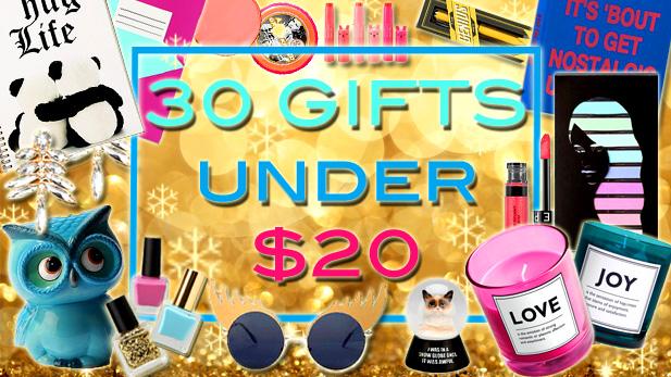 sparklife 30 cute quirky secret santa gifts under 20. Black Bedroom Furniture Sets. Home Design Ideas