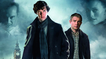 Six Books to Fill the Sherlock Void