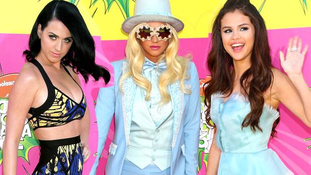 Celeb Style at the Nickelodeon Kids' Choice Awards