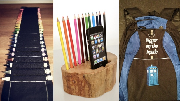 Back-to-School Gear for Geeks