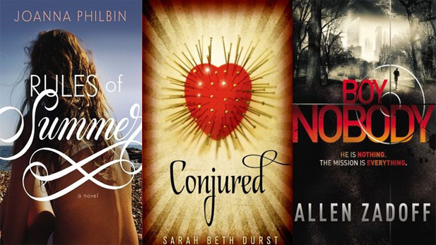 10 Upcoming YA Books to Add to Your Summer Reading List!