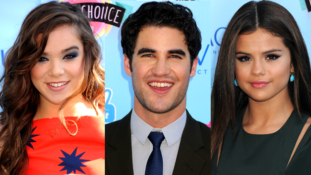 Celeb Style at the 2013 Teen Choice Awards!