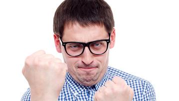 Nerd Versus Geek... RAP BATTLE!