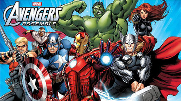 """Avengers Assemble"" is Earth's Mightiest Series!"