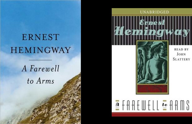 an analysis of the symbolism in the novel a farewell to arms by ernest hemingway The novel which was written by ernest hemingway was published in 1929, and   analyze the novel, the reader has to understand how the symbolic structure is.
