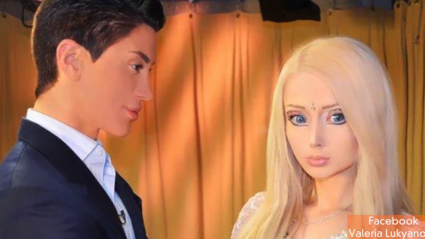 Real-Life Ken and Real-Life Barbie Hate Each Other