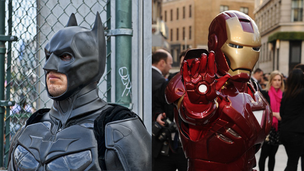 Who Would Win: Iron Man vs. Batman