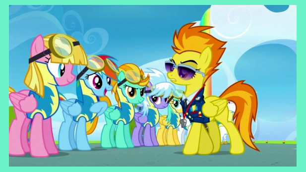 Blogging My Little Pony: Episode 7