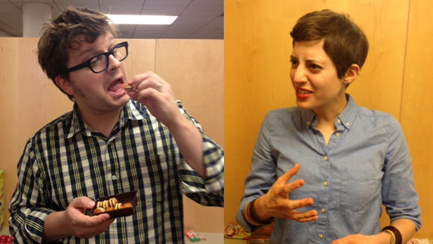The Sparkitors Review the World's Grossest Candy: Mystery Edition!