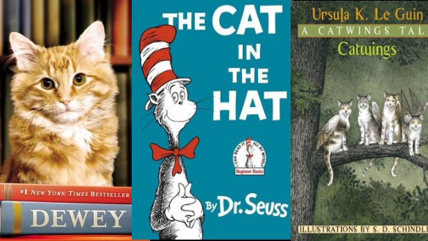 10 Awesome Books About Cats!