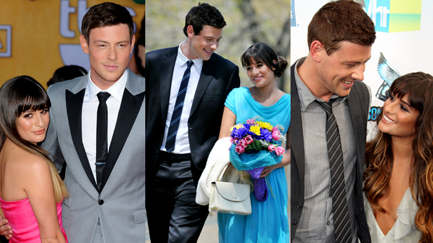 Cory Monteith and Lea Michele's Sweetest Moments