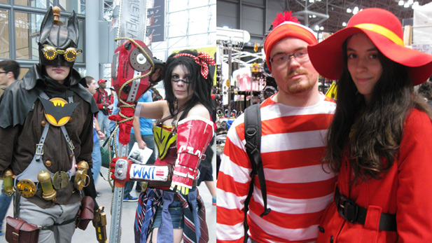 NYCC Cosplay: Couples ONLY!!!