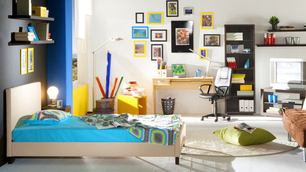 An Expert Organizer's Tips for Turning Your Catastrophically Messy Room Into a Paradise of Awesomeness!