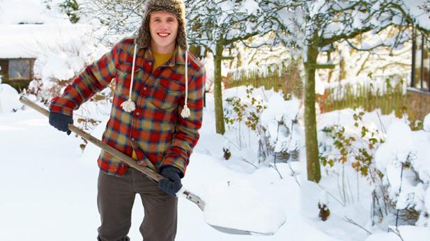 Shoveling Snow 101
