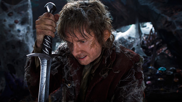 BRAND NEW Desolation of Smaug Pics!!!