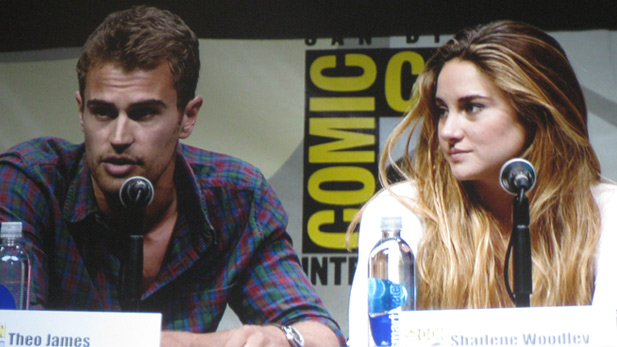 We Got to Interview the Cast and Crew of DIVERGENT!