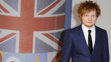 The Adorable Ed Sheeran: 'My Dad's Very Proud of My Sexy Man Status'