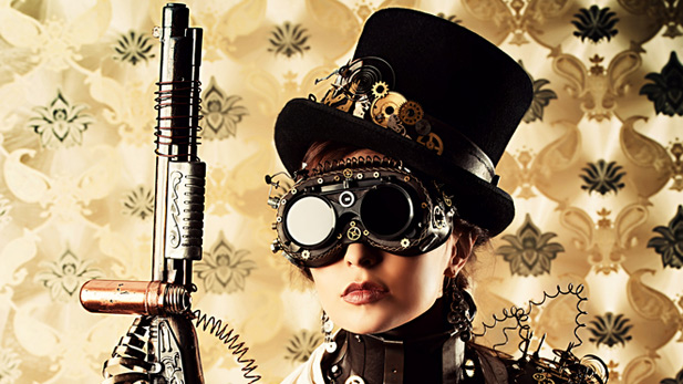 Steampunk Gets a Course in Diversity at Comic Con