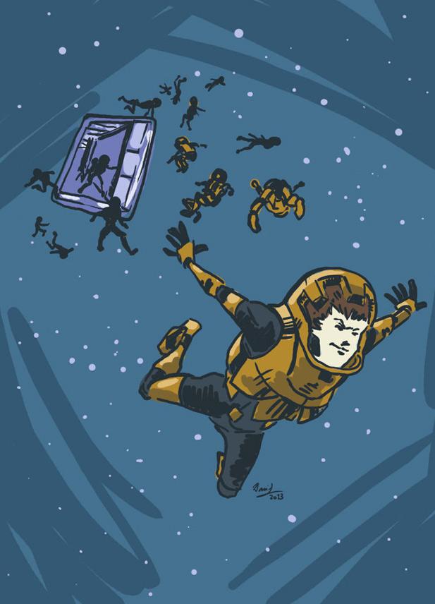 Ender's Game Fan Art Invades Earth! - Mindhut - SparkNotes