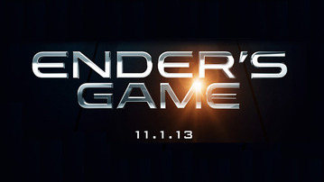 ENDER'S GAME TRAILER IS HERE
