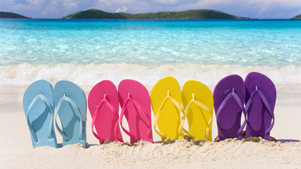 What Do Your Summer Shoes Say About You?