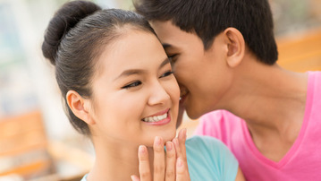 Three-Minute Flirting Tricks for Between Class