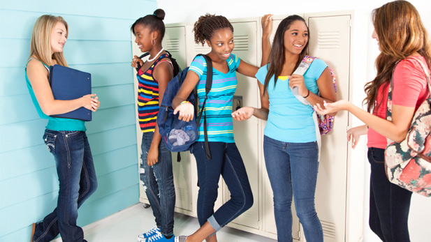 What Your Locker Decoration Style Says About You