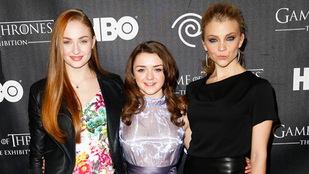 Why the Game of Thrones Female Characters RAWK
