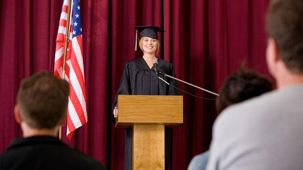 Giving a Graduation Speech? Here Are 7 Handy Lines.
