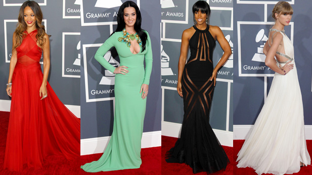 Who Looked Hottest at the 2013 Grammys?