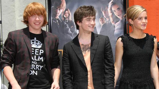 The Alphabet of Harry Potter