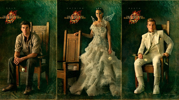 The Capitol's Hunger Games Portrait Series Just Gets Better and Better