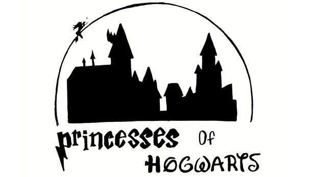 If the Disney Princesses Went to Hogwarts...