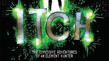 Calling All Geeks: New Book Itch is A Must-Read