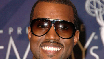 Kanye West is a Closet Geek!