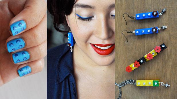 Geeky Girl Glam: Lego Maniac
