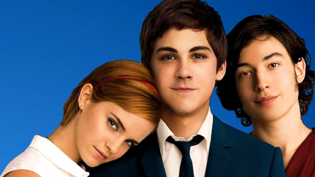 "Live-Blogging ""The Perks of Being a Wallflower"""